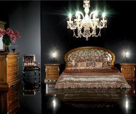 Спальня. Местное освещение