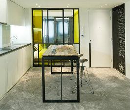 Гонконг: квартира 58 кв.м
