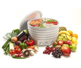 Как правильно сушить овощи