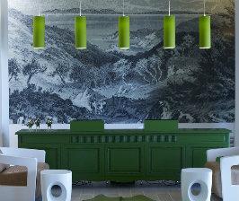 Зеленая и еще зеленей