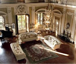 Итальянский стиль в дизайне интерьера