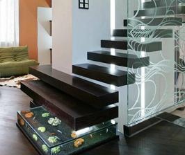 Как усовершенствовать обычную лестницу в доме: 12 идей