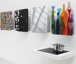 Арт-галерея на кухне