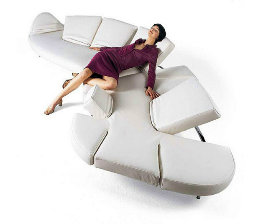 Форма дивана