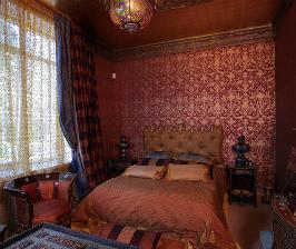 Как оформить спальню в восточном стиле