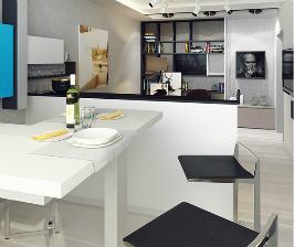 Однушка в стиле минимализма: архитекторы Филипп и Екатерина Шутовы