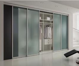 Как спроектировать платяной шкаф-купе