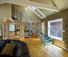 Знакомьтесь, модульные лестницы заводского изготовления