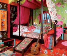 3 «сюжета» оформления комнаты для девочки