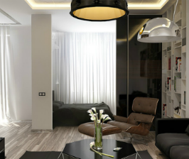 13 советов тем, кто собирается ежедневно спать в гостиной