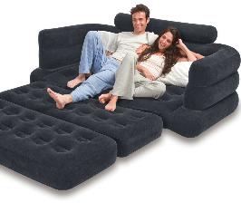 Выбираем надувной диван
