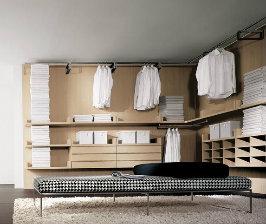 Какой стиль гардеробной вам нужен?