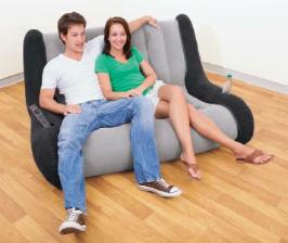 Достоинства и недостатки надувной мебели: о чем вам следует знать?