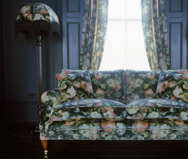 Новая коллекция британского бренда House of Hackney  в шоу-руме  Fifth Avenue