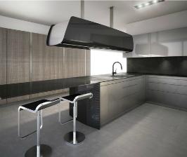 Предпоказ EuroCucina 2014. Toncelli строит карбоновую кухню