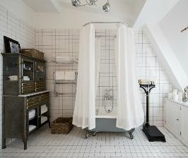 Интерьер в деталях: ванная комната — галерея