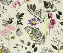 Designers Guild расписывает текстиль под кимоно