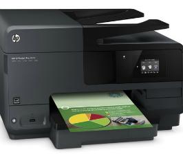 HP печатает с мобильных устройств