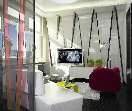 Из однушки в новостройке — студия: проект дизайн-бюро «Триограф»