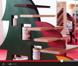 Завершилась выставка напольных покрытий Domotex Russia 2014