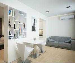 Квартира в бывшем общежитии: проект Ашота Акопяна