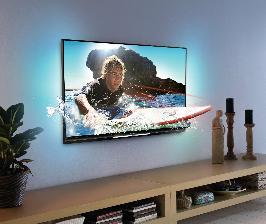 Philips выпускает телевизоры на любой вкус и бюджет