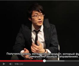 Свет и вода Nendo и Axor. <br> Видео с выставки iSaloni 2014