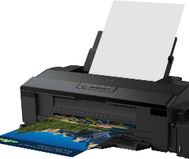 Epson выпускает принтеры без картриджей