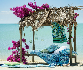 Тропическое лето с H&M Home