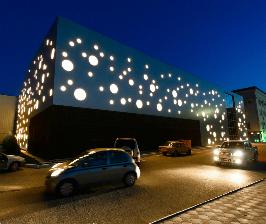 Брызги шампанского на фасаде: проект Ирины Гавриловой