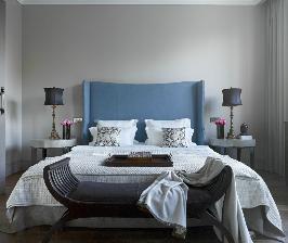 Интерьер в деталях: спальня в стиле современной классики
