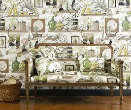 В «Ампир Декор» за парижским стилем