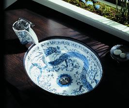 Китайское искусство в ванной: новинки сезона от Kohler