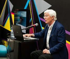 NAYADA организовала мастер-класс ЛукиСкакетти вМоскве