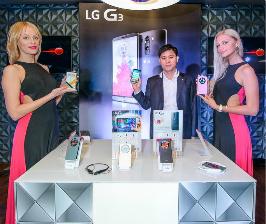 LG G3: просто снимать, удобно смотреть, легко набирать