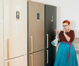 Bosch выпускает холодильники вкусных оттенков