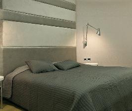 Интерьер в деталях: круглая спальня
