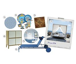 Микротренды: 4 идеи и 25 товаров для дома в средиземноморском стиле