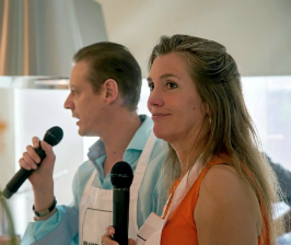 В салоне «Подиум» представили экспозицию Brand van Egmond
