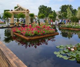 Moscow Flower Show приглашает в лето