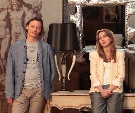 Мария Серебряная и Сергей Макушев о сочетании цветов в интерьере
