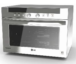 LG готовит вкусно, полезно и быстро
