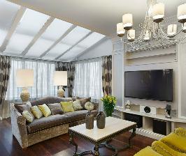 Квартира для любителей классики, которые ценят современный комфорт: дизайнер Светлана Дьякова и Дженни Яснец
