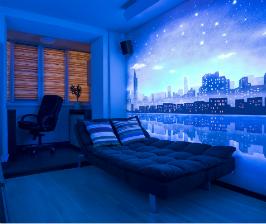 Комната для молодого человека: дизайнер Светлана Краснова