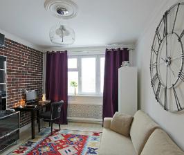 Шикарные интерьеры квартир: дизайнер Инга Борисова