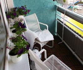 Декорируем балкон без особых затрат. 7 простых решений