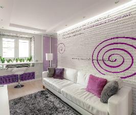 Дизайн квартиры 20 кв. м: все поместится