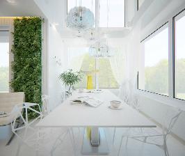 Дизайн-проект загородного дома: дизайнер Сергей Ковалёв