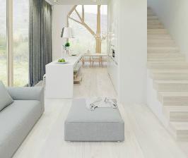Как оформить гостиную-столовую в экостиле?