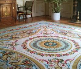«Декор Буржуа» привозит новые ковры